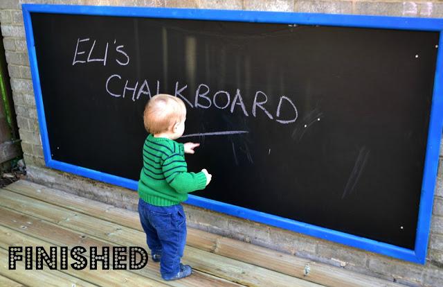 outdoor garden chalkboard ideas for kids perfect for summer garden activities