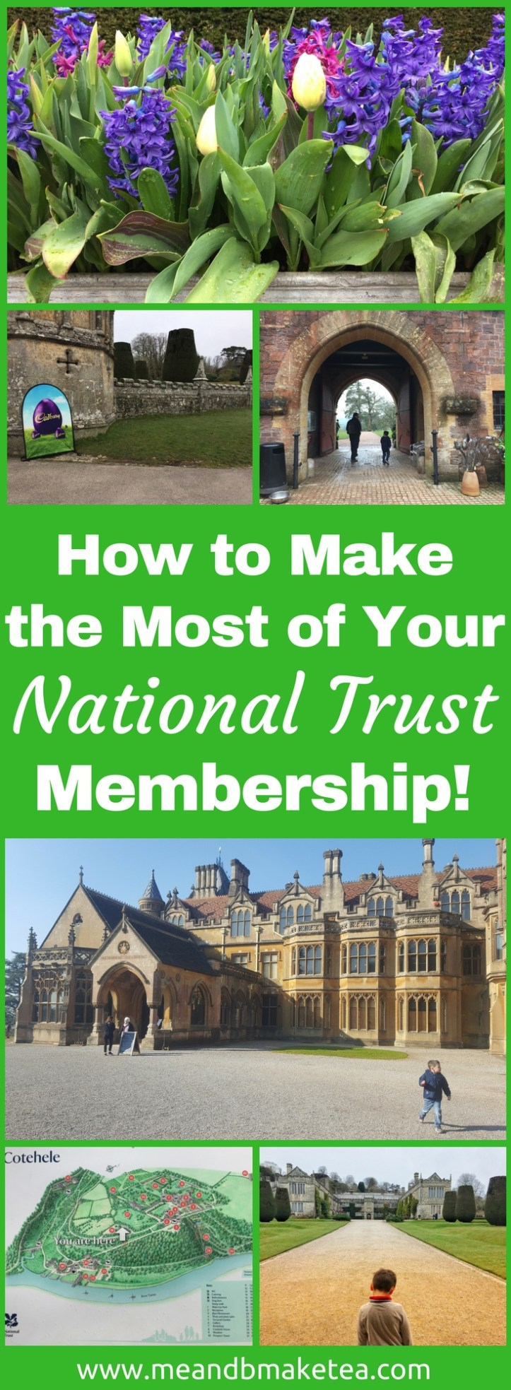 national trust reasons to join for a family