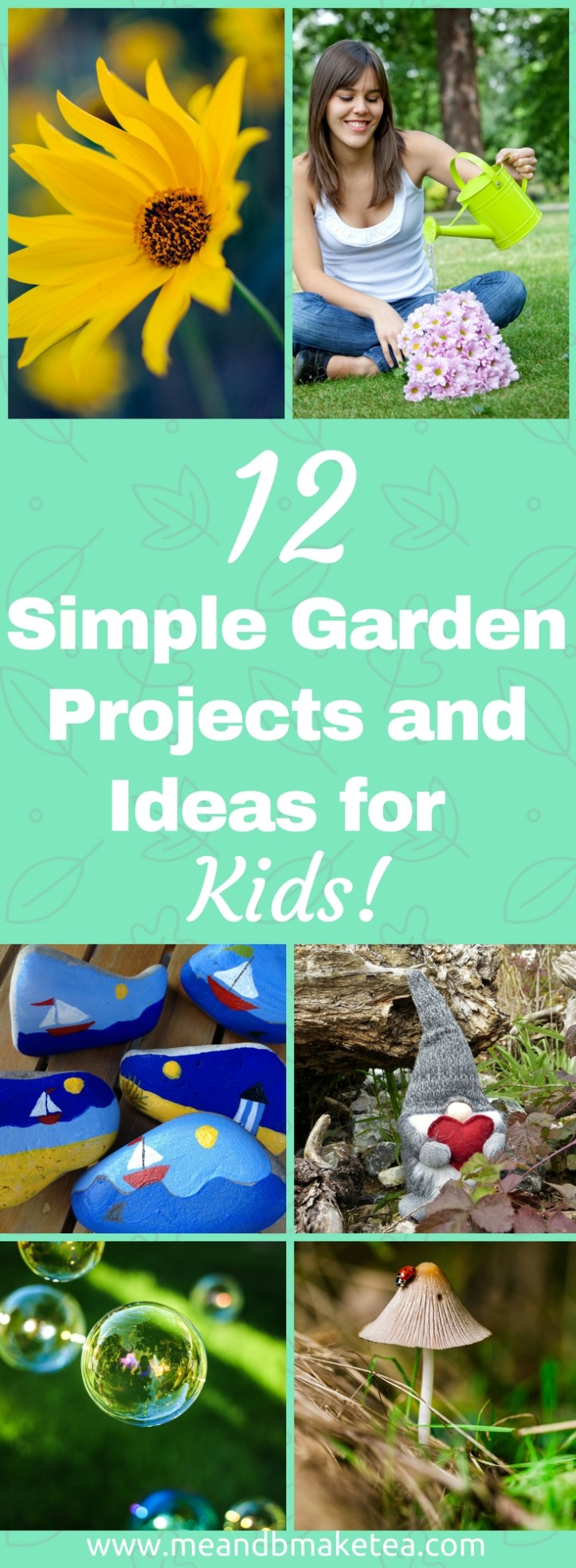 12 Simple Gardening Projects and Ideas for Kids