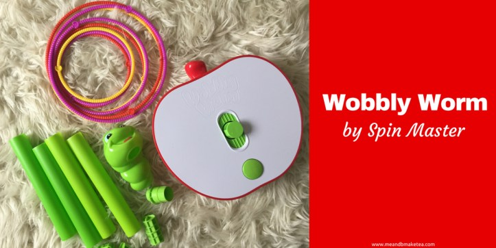 SpinMaster - Wobbly worm game review - everything you need to know