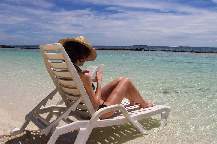 best beach reads for the summer recommended by mums