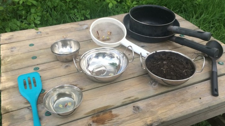 mud kitchen balti dishes and budget ideas