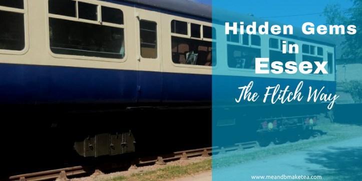 Hidden Gems in Braintree, Essex - The Flitch Way