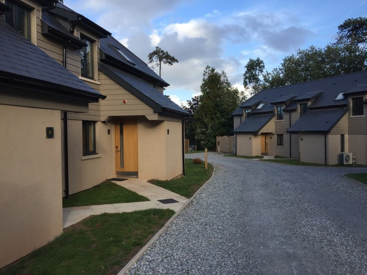 Beyond escapes luxury lodges in Devon lodges