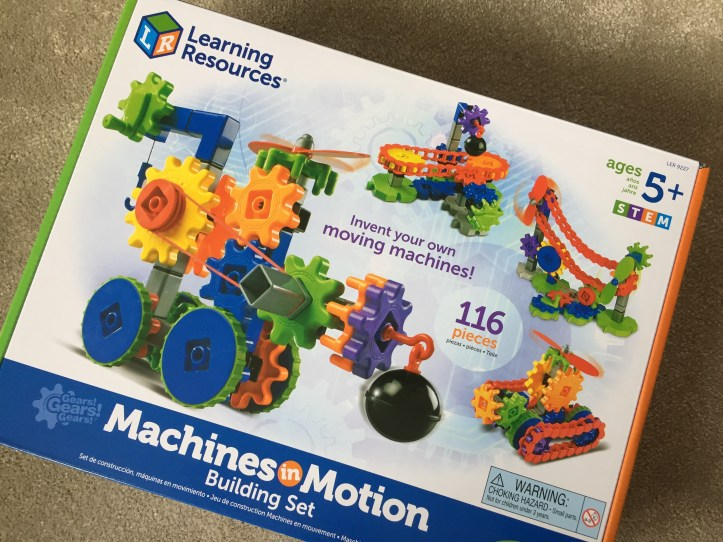 Machines in Motion STEM Toys from Learning Resources
