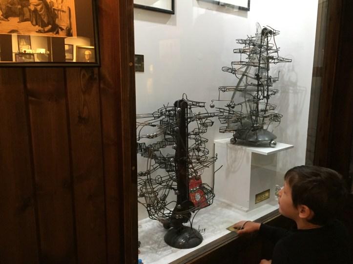 Marble museum review - house of marbles devon and dartmoor