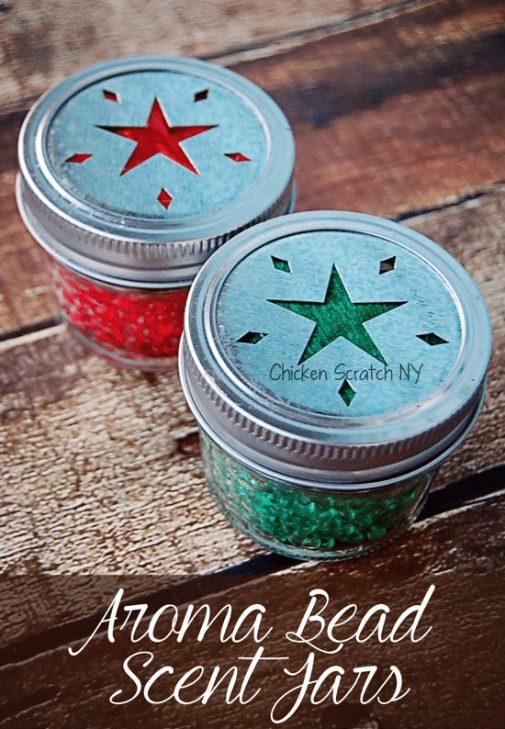 Aroma Bead Scent Jars