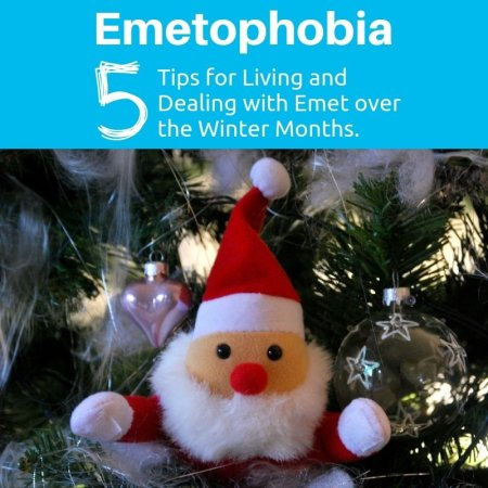 Living with emetophobia and how to cope with panic and anxiety through winter months and norovirus season