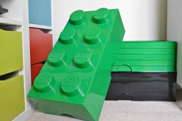 Lego storage ideas and hacks