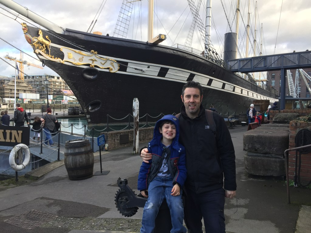 The SS Great Britain Victorian Christmas Weekend in Bristol - Review of christmas weekend