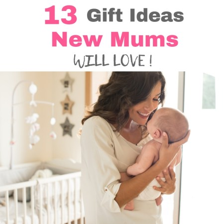 13 unique mum and baby gift ideas which are useful