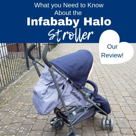 What you need to know about the infababy halo stroller