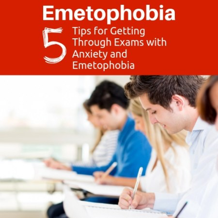 emetophobia and exam anxiety