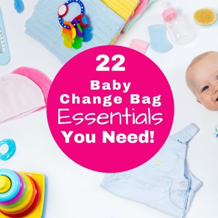 Baby change bag essentials you might not have thought of