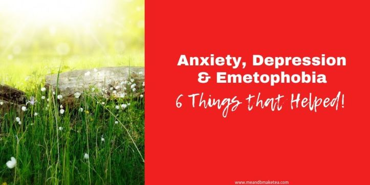 anxiety and emetophobia when becoming a new mum - practical tips on what you can do