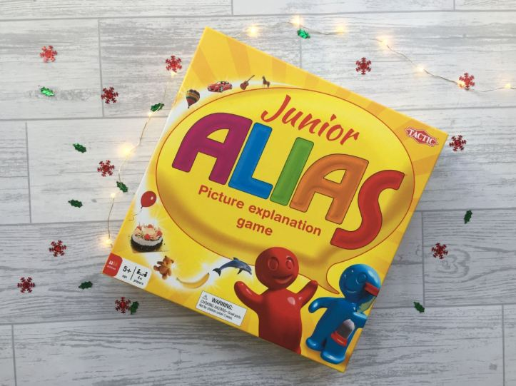 alias board game - in box