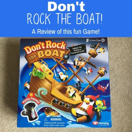 dont rock the boat thumbnail