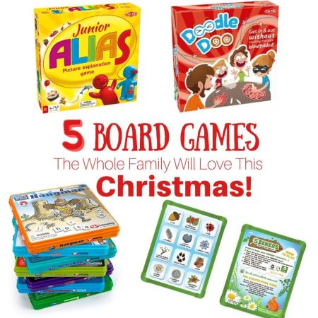 5 board games for the family to play this christmas thumbnail