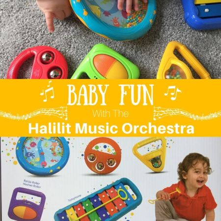 Halilit Toddler Music Orchestra thumbnail image