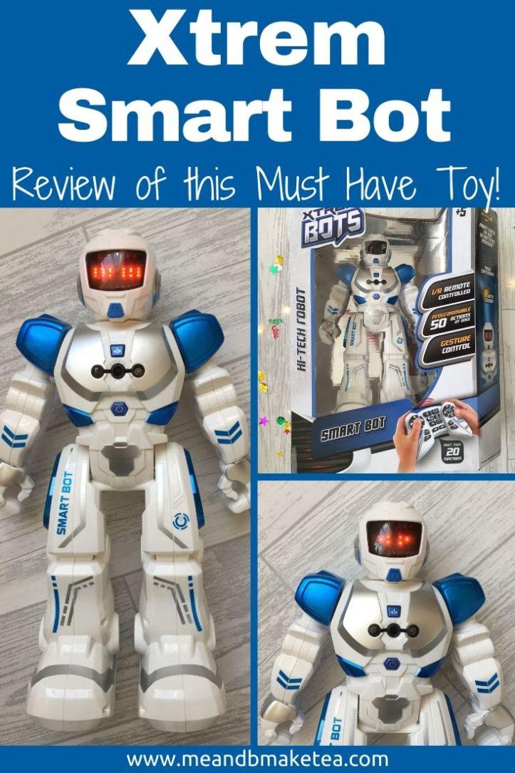 Xtrem smart bot robot toy thumbnail image