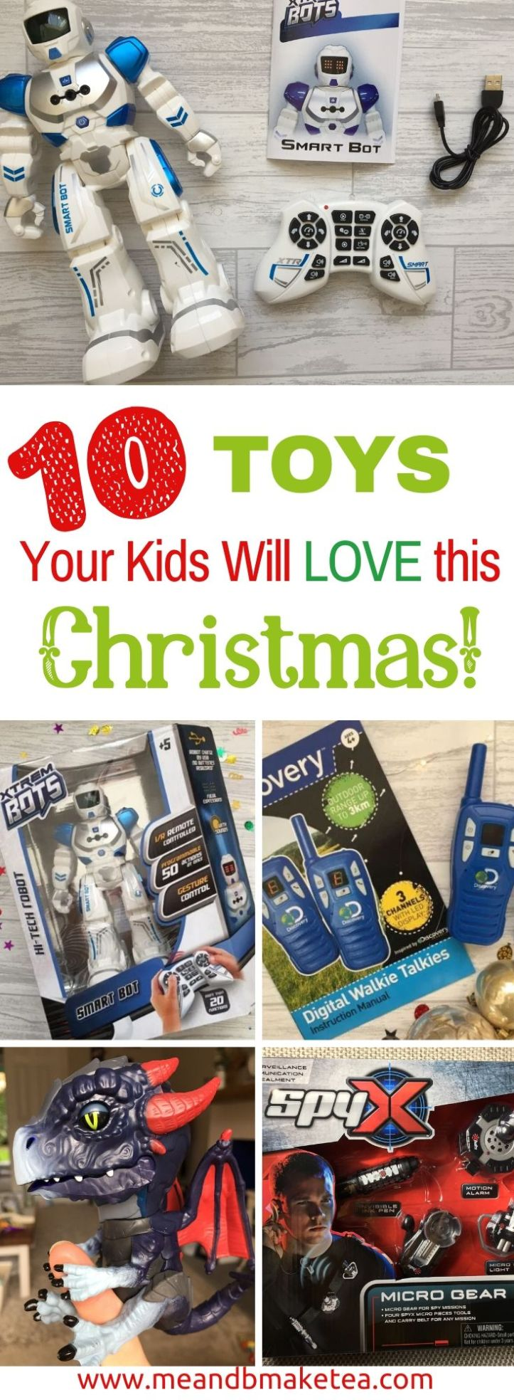 pinterest image - ten interactive toy ideas and reviews for kids this christmas