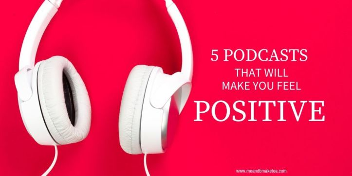 podcasts that make you feel positive and motivated for the year ahead - thumbnail image