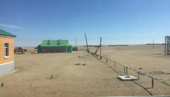 Gobi-desert-houses