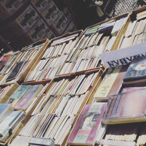 Open-air-book-market-sofia