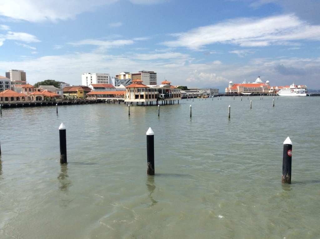 Penang Harbour Views