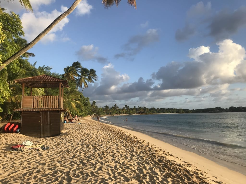 Sainte Anne Beach, Martinique