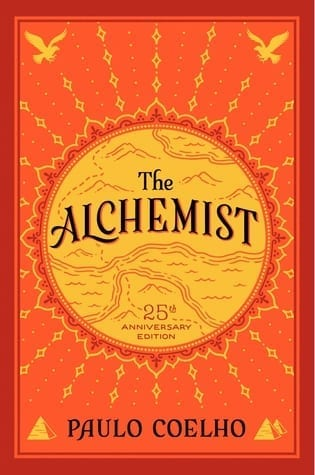 Travel reading: The Alchemist by Paulo Coelho