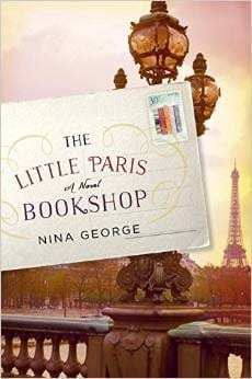 Travel reading: Little Paris Bookshop by Nina George.