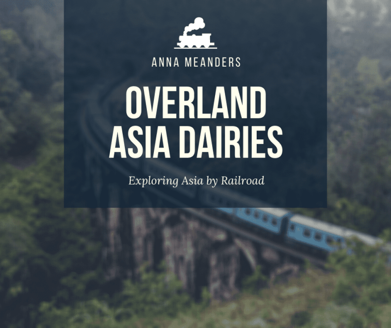 Overland Asia Diaries