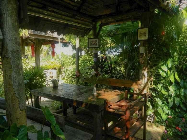 Lunch in Doi Chiang Dao