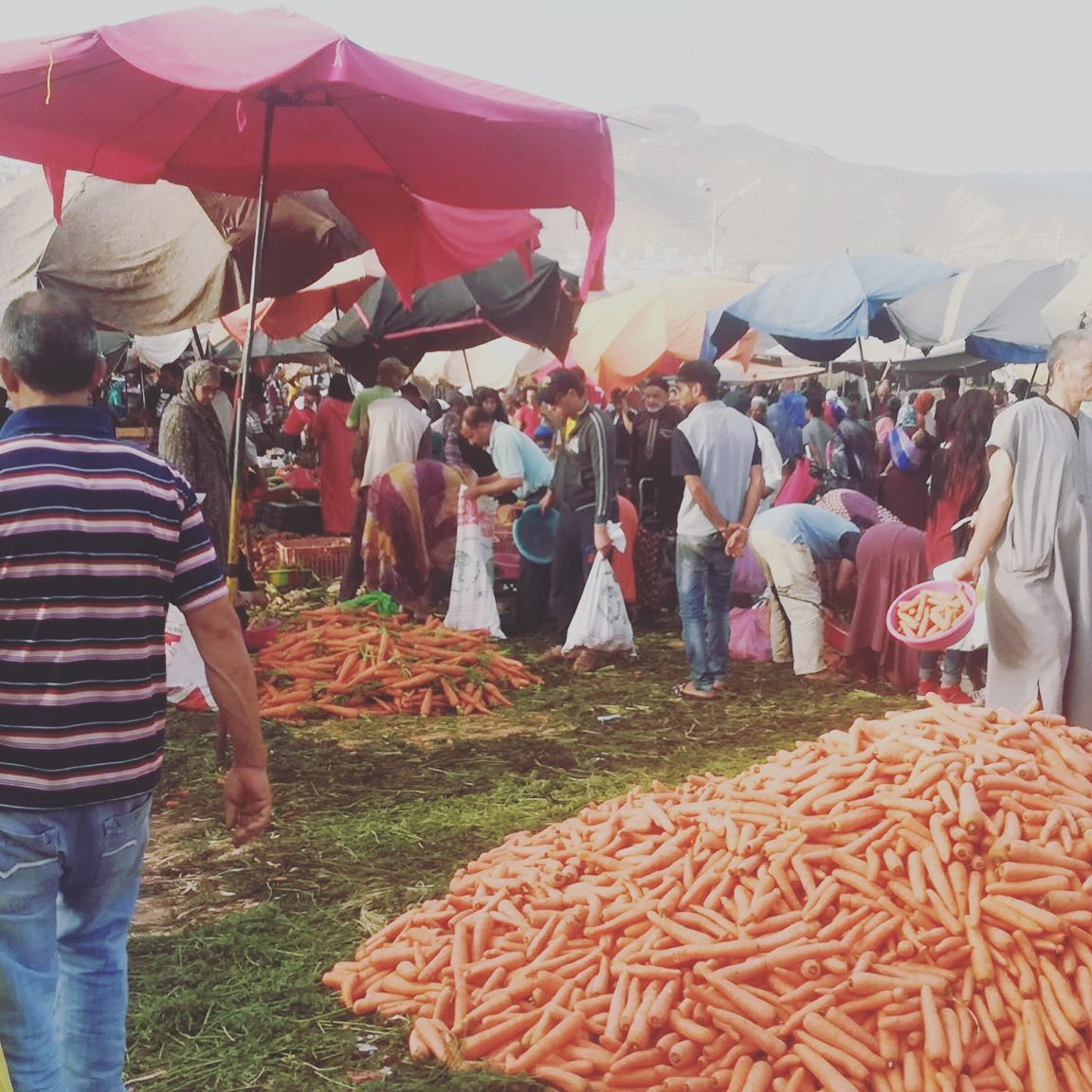 Market, Morocco