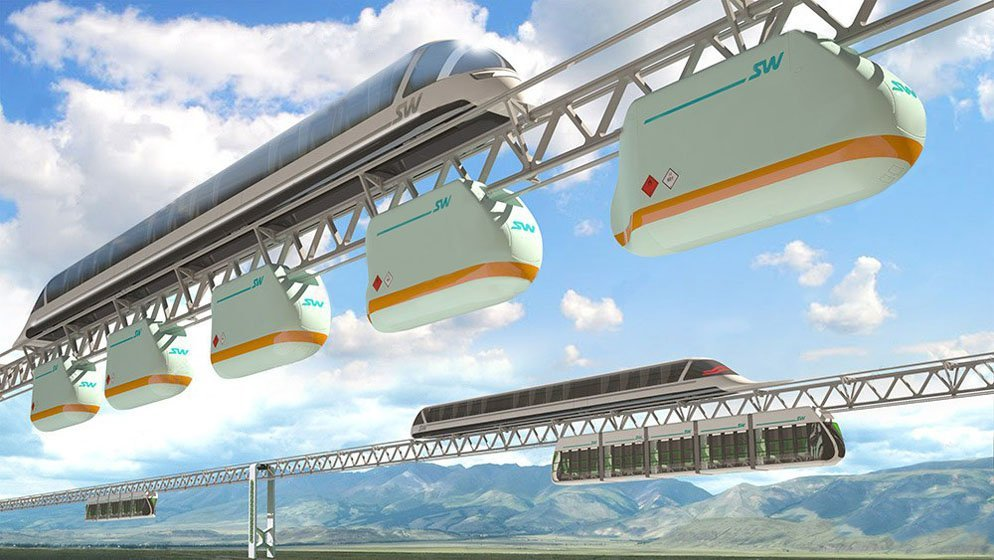 Skyway regionaal Flexzwervers