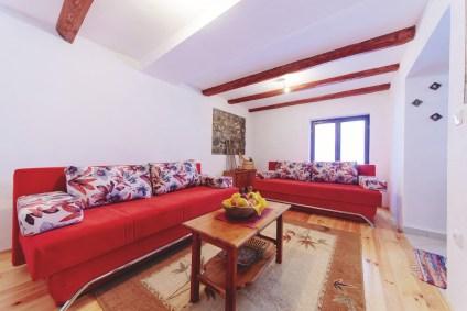 Little Village Estate living room