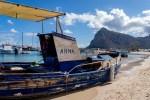 Beautiful view of San Vito Lo Capo Italy (Sicily)