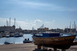 The Bay of Syracuse Italy (Sicily)