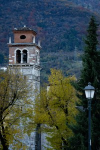 A view of Trento Italy
