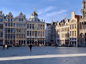 March to May 2020 – Brussels (Bruxelles) Belgium