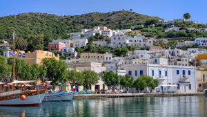June/July 2020 – Leros Greece (one of the Dodecanese islands)