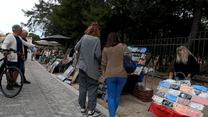 Video – May 31, 2020, My first walk in Athens after the mandatory self-isolation upon arrival in Greece