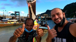 Read more about the article Video – A boat tour around Koh Phi Phi in June of 2021
