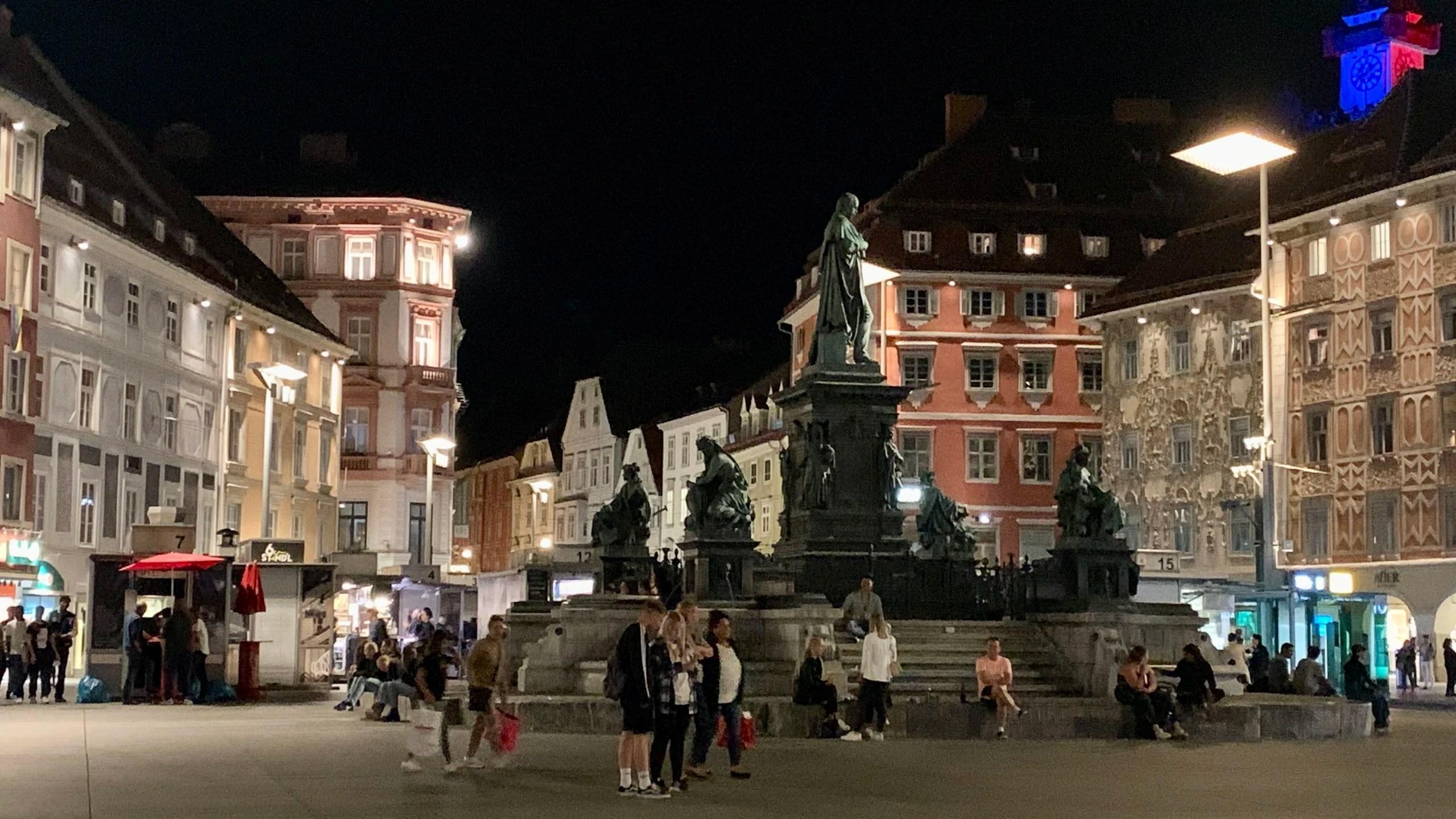 Read more about the article Sep 2021 Graz Austria