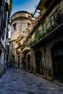 A look from walking the streets of Palermo Italy (Sicily)