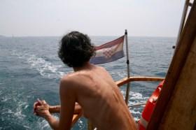 Boat Trip in Croatia