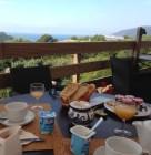 Breakfast at La Gecko
