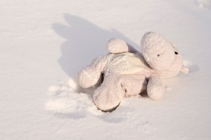 I found it to be rather unstable, were Tiny Hippos not made for snow?