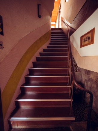 Secret Staircase